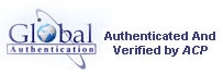 Global Authentication Certification